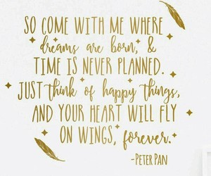 quotes and peter pan image