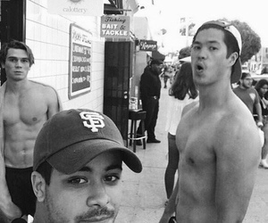riverdale, kj apa, and ross butler image