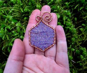 wire wrapped jewelry image
