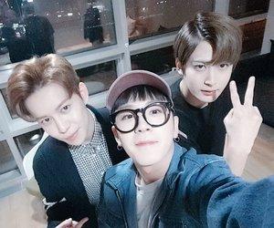 block b, kpop, and jaehyo image