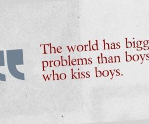 boys, gay, and love is love image