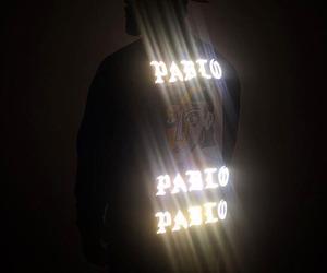 pablo, dark, and theme image