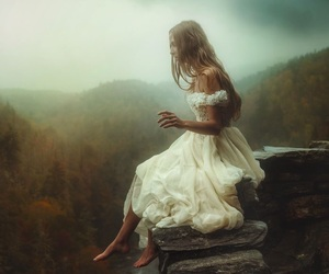 girl, fairytale, and photography image