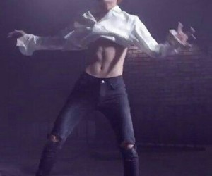 abs, bts, and low quality image