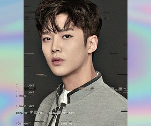sf9, rowoon, and kpop image