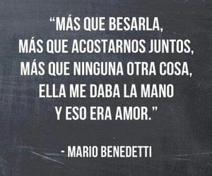 love and mario benedetti image