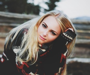 Annasophia Robb, pretty, and blonde image
