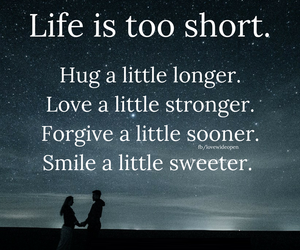 is, life, and quotes image