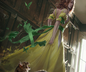 fantasy and gwent image
