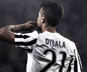 football, dybala, and Juventus image