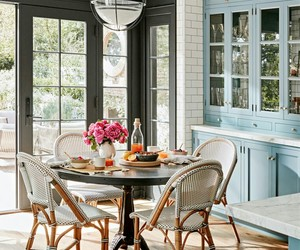 Country House, country living, and dining room image