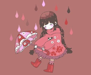 art, rpg, and yume nikki image