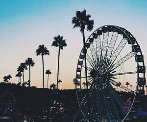 summer, travel, and sunset image