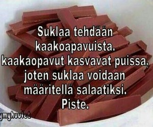 chocolate, delicious, and finland image