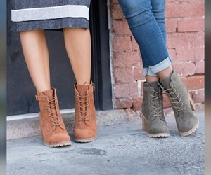booties, heels, and shoes image