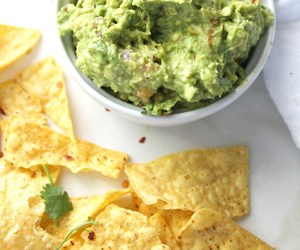 delicious, guacamole, and doritos image