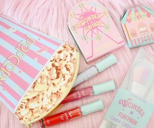 cosmetics and pink image