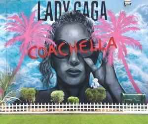 coachella and Lady gaga image