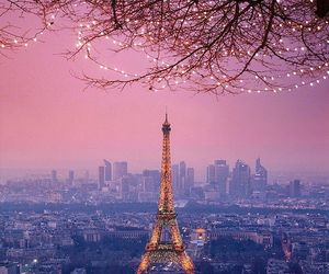 paris, travel, and wanderlust image