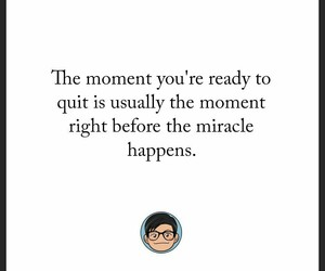 quotes, miracle+, and faith+ image