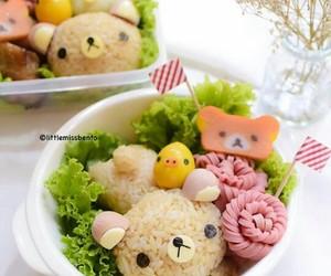 cute food, food, and japanese food image