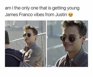 damn, james franco, and serie image