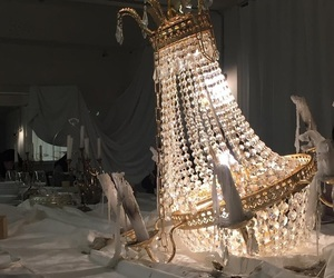 chandelier and luxury image