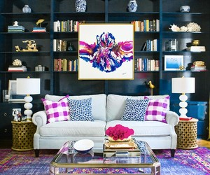 home, decor, and living image