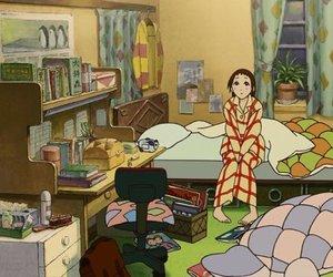 anime, ghibli, and girl image