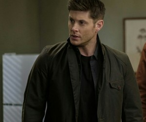 dean, winchester, and supernatural image