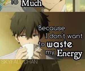 anime, quotes, and anime sad image
