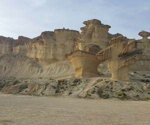 arena, landscape, and rock image