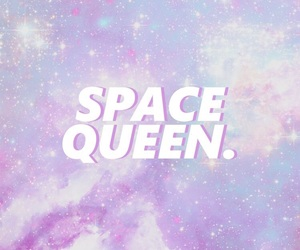 space, Queen, and aesthetic image