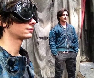 the 100, the hundred, and the 100 cast image