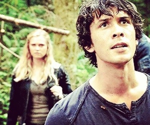 the hundred, clarke griffin, and the 100 image