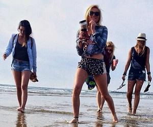 beach, memories, and squad image