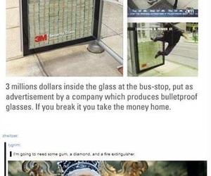 money, funny, and sherlock image