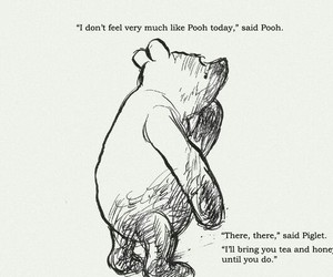 pooh, friendship, and cute image