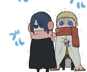 anime, sasuke, and naruto image