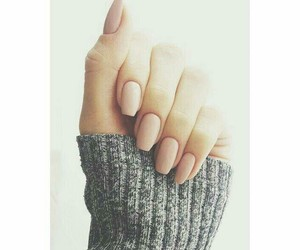 nails, chic, and style image