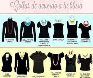 outfit, tips, and collares image