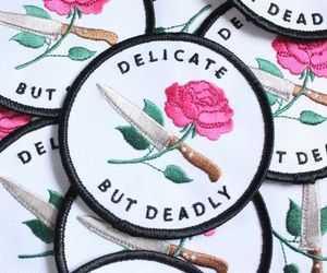 patches and delicate but deadly image