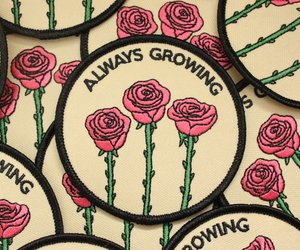patches and always growing image