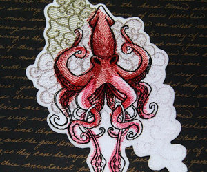 patches and squid image