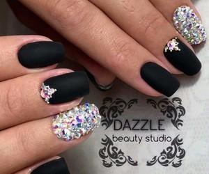 fashion, make up, and nails image