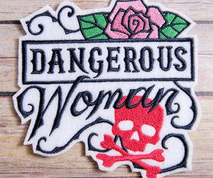 patches and dangerous woman image