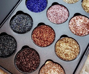 glitters and make-up image