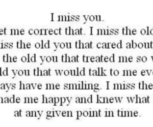 love, miss, and you image
