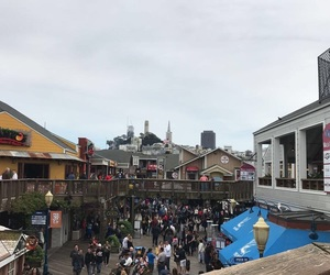sf and pier39 image