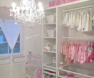 baby, dressing, and baby girl image